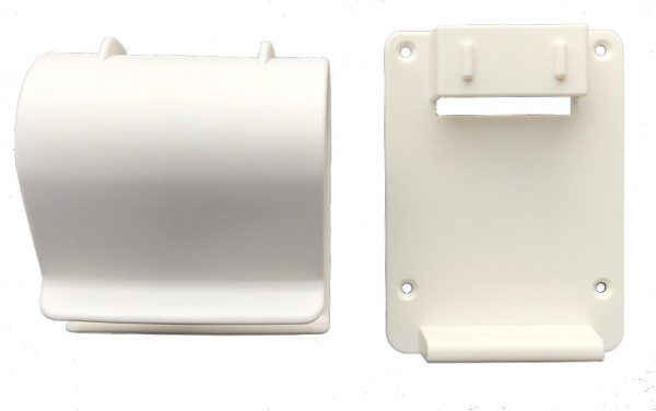 Safe Life Hardwired Bed Pad Kit Brackets