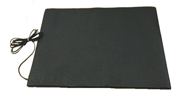 Half Sized Floor Mat Hard Wired With Yoga Mat Soft Top