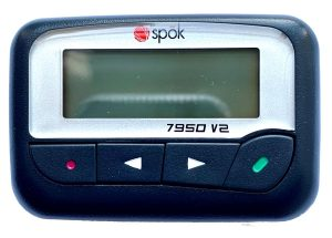 SAFE LIFE PAGER
