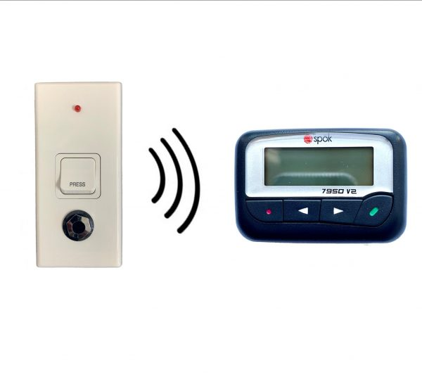 CALL POINT TO PAGER KIT