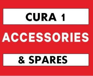 Cura 1 Cordless Chair Pad Accessories