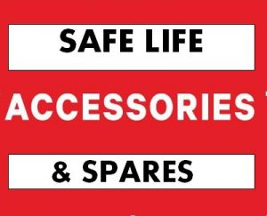 Safe Life Hard Wired Chair Pad Accessories