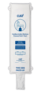 Cura1 Cordeless Under Mattress Pad