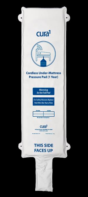 Cura1 Cordeless Under Mattress Pad
