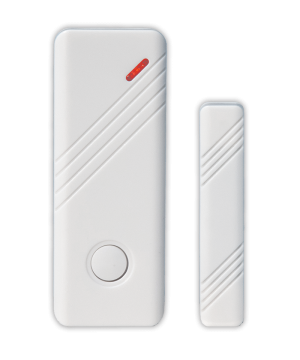 Cura1 Wireless Magnetic Reed Switch - Monitors Doors & Windows