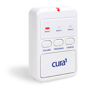 Cura 1 LED Pager - For in-home care
