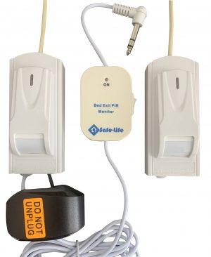 Dual Bed Exit Sensor
