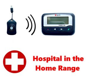 Hospital in the Home Range - Long Range Wireless For Home Care