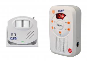 Cura1 Wireless iBeam - PIR Sensor Beam Kit - In-Home Use