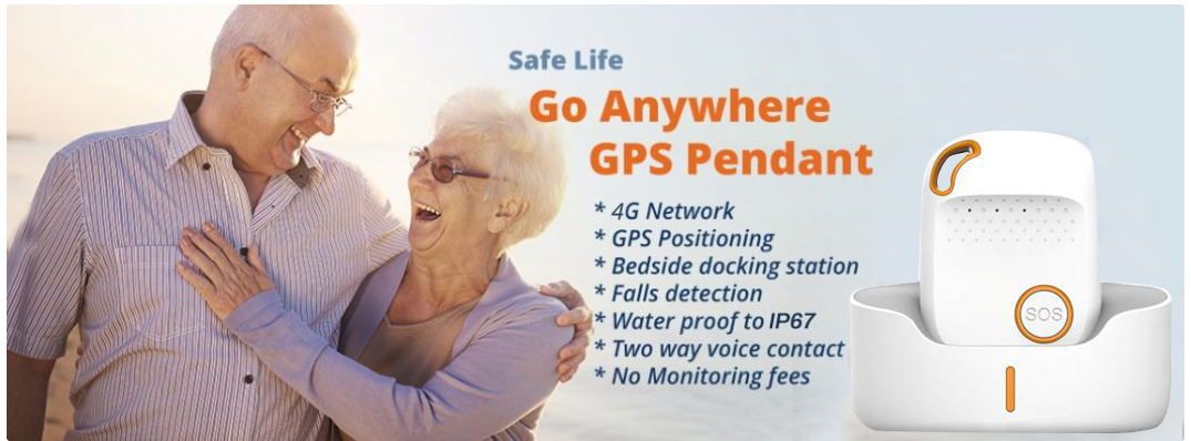 GPS Medical Alarm