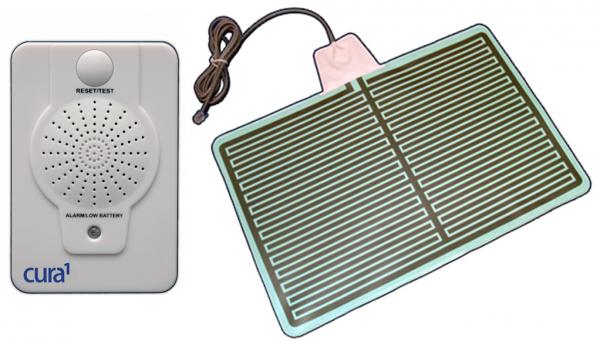 Cura1 Incontinence Detection Chair Sensor Kit