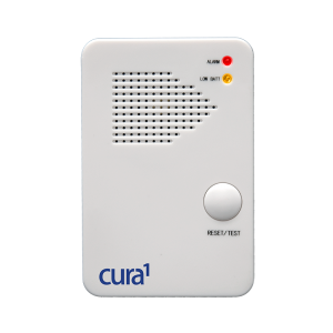 Monitor for Cura1 Crashmat With Sensor